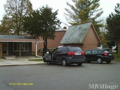 Mobile Home Park in Holt MI