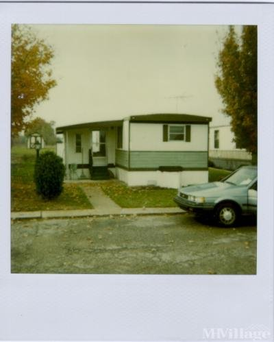 Mobile Home Park in Plainwell MI