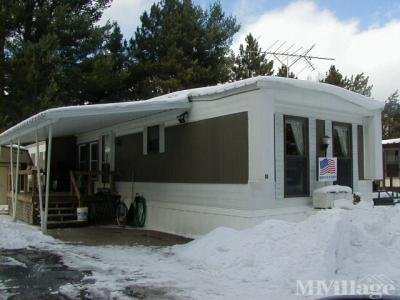 Mobile Home Park in Shelbyville MI