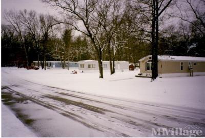 Mobile Home Park in Hamilton MI