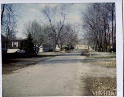 Mobile Home Park in Harrison Township MI
