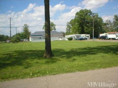 Mobile Home Park in Trenton MI