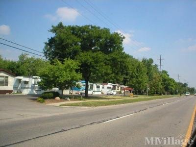 Mobile Home Park in Westland MI