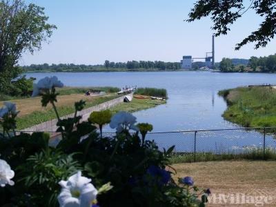 Mobile Home Park in Spring Lake MI