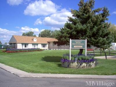 Mobile Home Park in Mount Morris MI