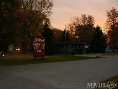 Mobile Home Park in Chesaning MI