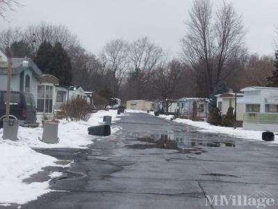 Mobile Home Park in Flint MI