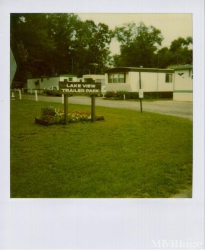 Mobile Home Park in Sanford MI