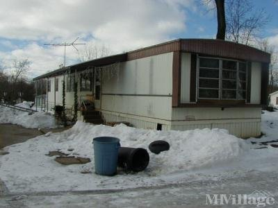 Mobile Home Park in Hartford MI