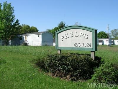 Mobile Home Park in Decatur MI
