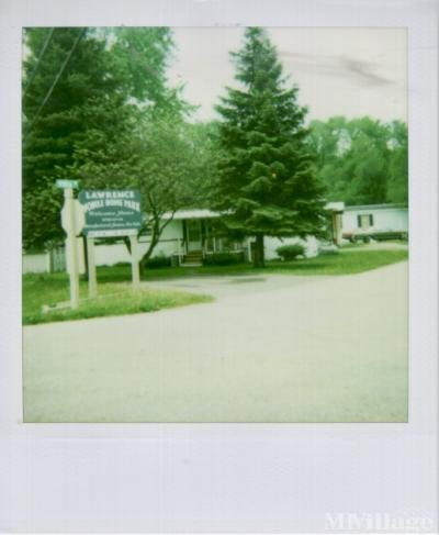 Mobile Home Park in Lawrence MI