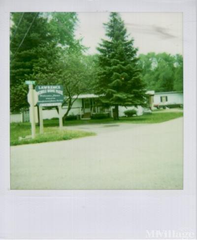 Mobile Home Park in Lawrence MI