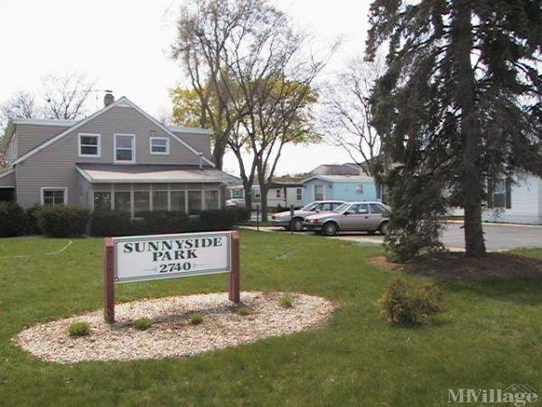 Sunnyside Park Mobile Home Park in Ann Arbor, MI