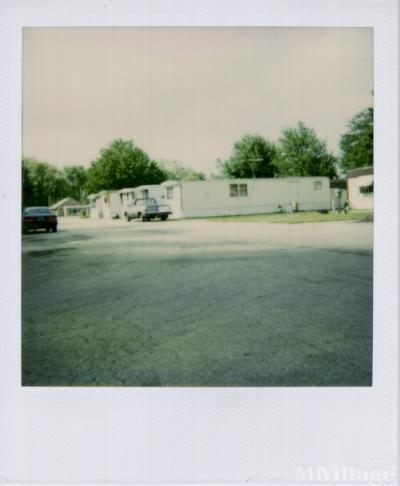 Mobile Home Park in Muskegon MI