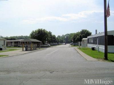 Mobile Home Park in Baroda MI