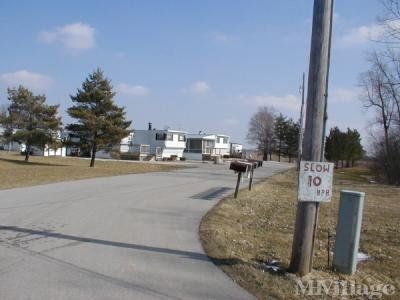 Mobile Home Park in Yale MI