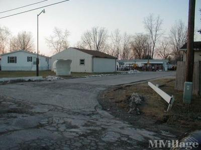 Mobile Home Park in Kimball MI