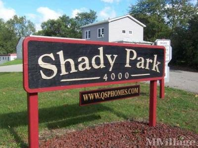 Shady Park Mobile Home Court