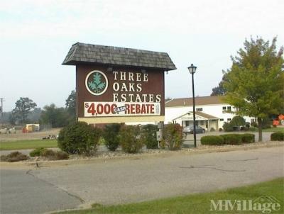 Mobile Home Park in Concord MI