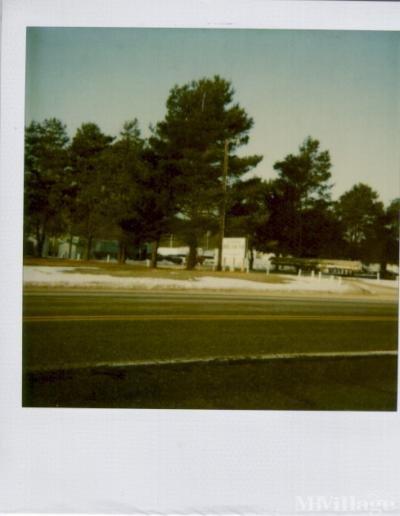 Mobile Home Park in Birch Run MI
