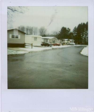 Mobile Home Park in Scottville MI