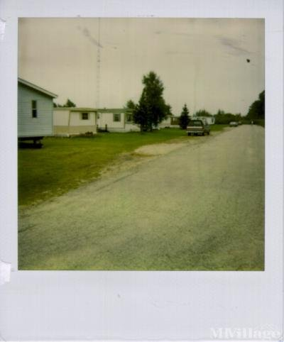 Mobile Home Park in Manistee MI