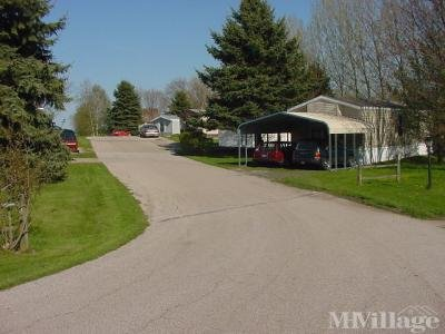 Mobile Home Park in Ludington MI