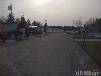 Mobile Home Park in Gladwin MI