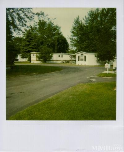 Mobile Home Park in Hart MI