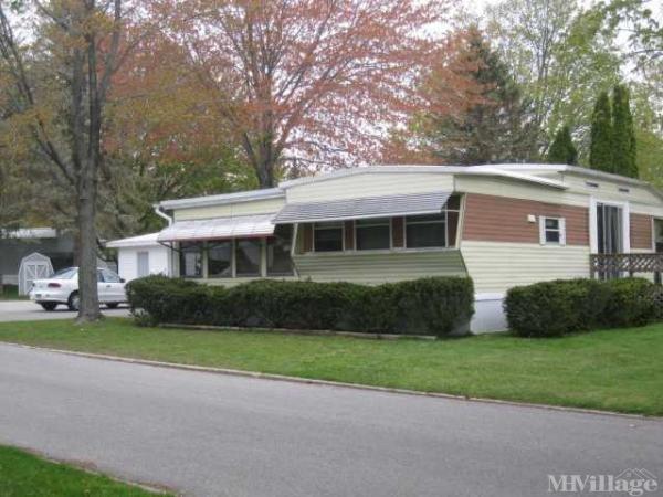Hills Mobile Home Park Mobile Home Park in Fremont, MI