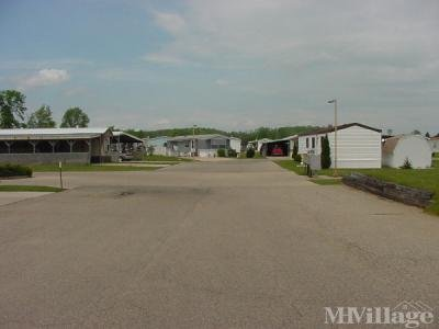 Mobile Home Park in Hesperia MI