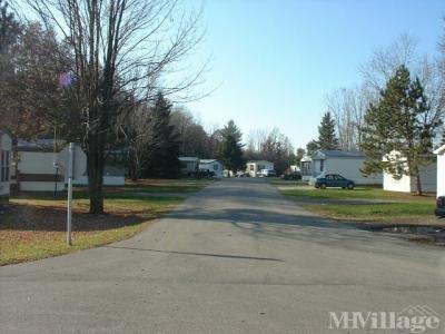 Mobile Home Park in Mount Pleasant MI