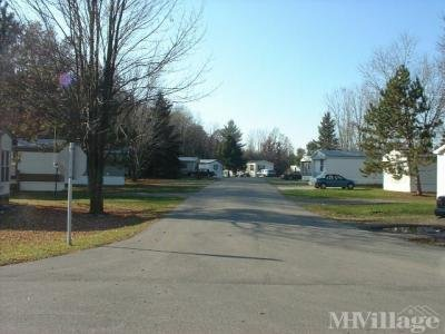 Mobile Home Park in Mount Pleasant MI