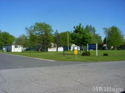 Mobile Home Park in Reese MI