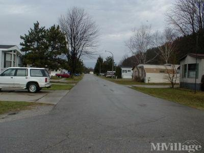 Mobile Home Park in Croswell MI