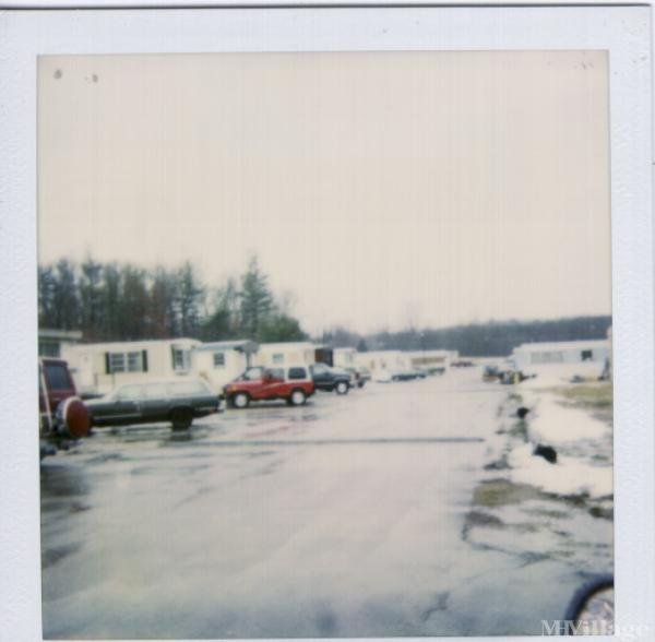 Greenbrier Estates Mobile Home Park in Greenville, MI