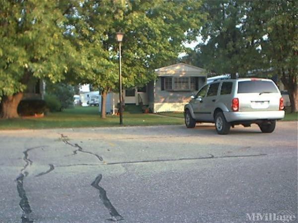 Parkview Estates Mobile Home Park in Portland, MI