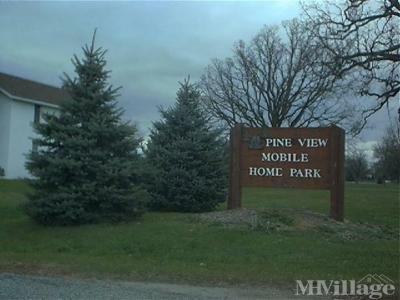 Mobile Home Park in Belding MI