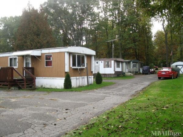 Grieves Trailer Park Mobile Home Park in Saranac, MI