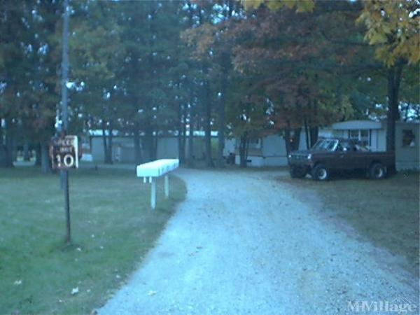 Cedar Hill Trailer Park Mobile Home Park in Pewamo, MI