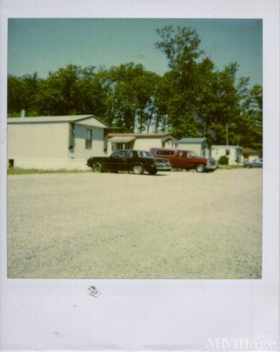 Mobile Home Park in Three Rivers MI