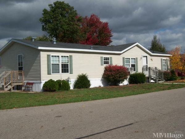 Holiday West Village Mobile Home Park in Holland, MI ...