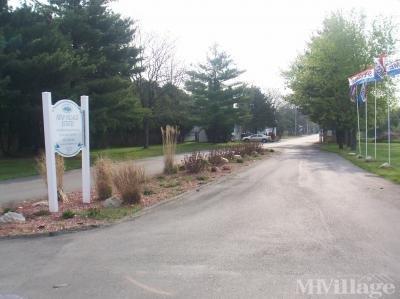 Mobile Home Park in Homer MI
