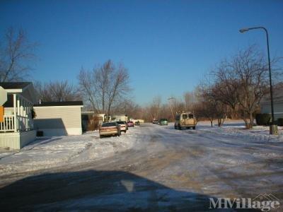 Mobile Home Park in South Rockwood MI