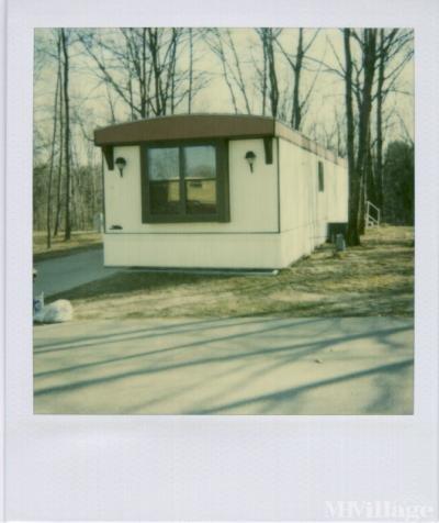 Mobile Home Park in Gladstone MI