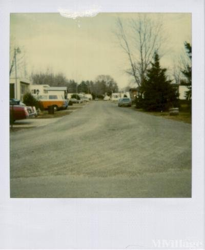 Mobile Home Park in Port Austin MI