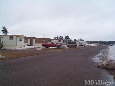 Mobile Home Park in Gwinn MI