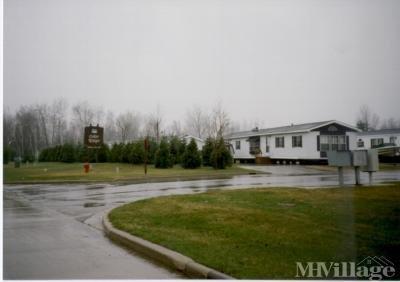 Mobile Home Park in Menominee MI