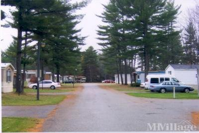 Mobile Home Park in Gaylord MI