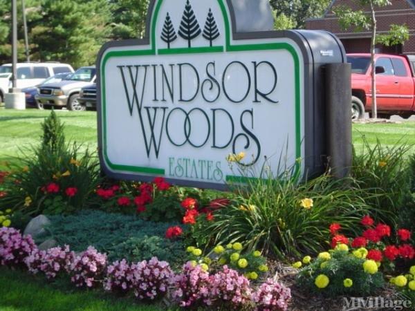 Windsor Woods Village Mobile Home Park in Wayland, MI